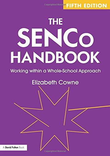9780415453677: The SENCo Handbook: Working Within a Whole-School Approach (David Fulton Books)