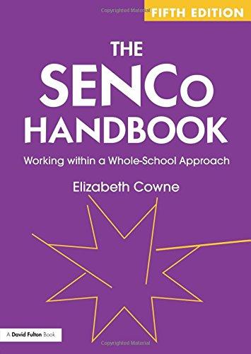 9780415453677: The SENCO Handbook: Working within a Whole-School Approach (David Fulton Books)