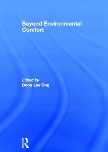 9780415453684: Beyond Environmental Comfort