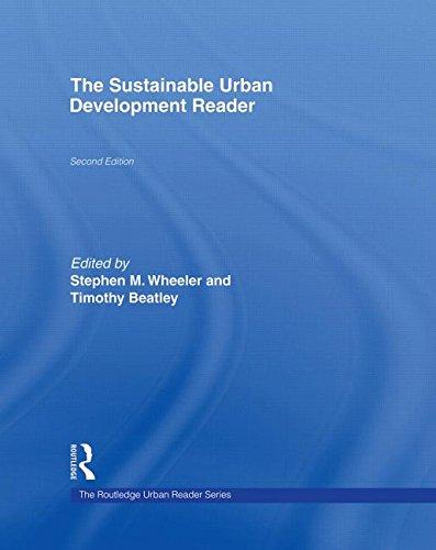9780415453813: Sustainable Urban Development Reader (Routledge Urban Reader Series)