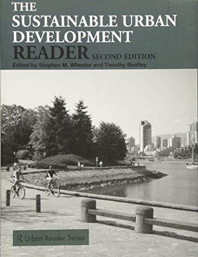 9780415453820: Sustainable Urban Development Reader (Routledge Urban Reader Series)