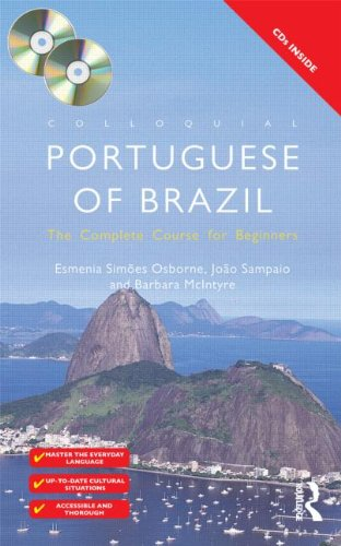 9780415453936: Colloquial Portuguese of Brazil: The Complete Course for Beginners (Colloquial Series)