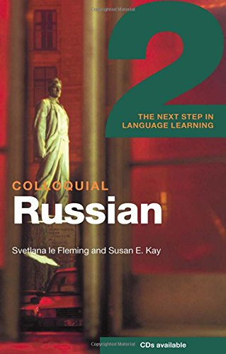 9780415453943: Colloquial Russian 2: The Next Step in Language Learning (Colloquial Series)