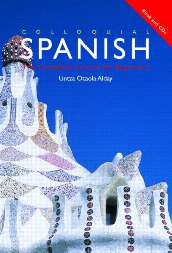 9780415454025: Colloquial Spanish (Colloquial Series)