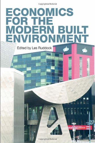 9780415454247: Economics for the Modern Built Environment