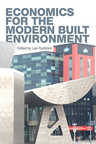 9780415454254: Economics for the Modern Built Environment