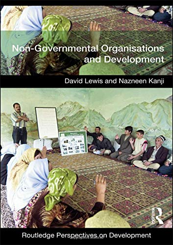 9780415454292: Non-Governmental Organizations and Development (Routledge Perspectives on Development)