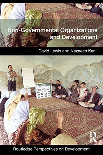 9780415454308: Non-Governmental Organizations and Development (Routledge Perspectives on Development)