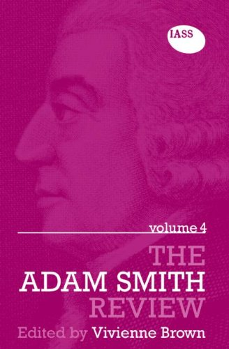 9780415454384: The Adam Smith Review Volume 4 (v. 4)