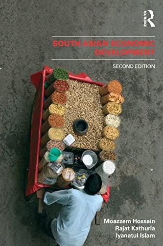 9780415454735: South Asian Economic Development: Second Edition