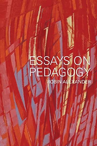 9780415454834: Essays on Pedagogy