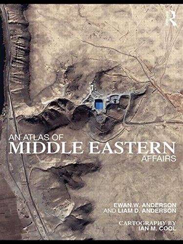 9780415455152: An Atlas of Middle Eastern Affairs