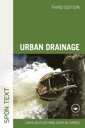 9780415455251: Urban Drainage, Third Edition
