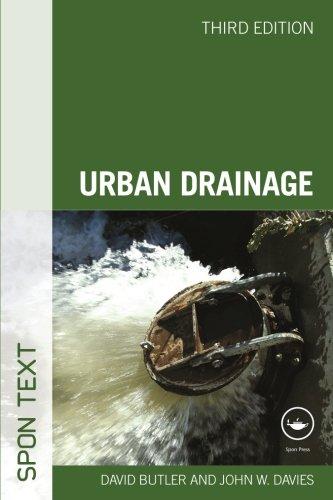 9780415455268: Urban Drainage, Third Edition (Spon Text)