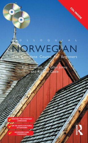 9780415455930: Colloquial Norwegian: A complete language course