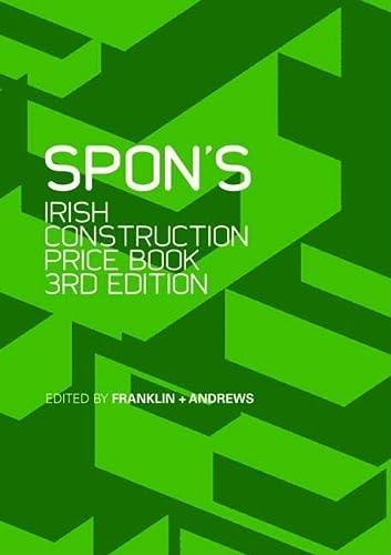 9780415456371: Spon's Irish Construction Price Book, Third Edition (Spon's International Price Books)