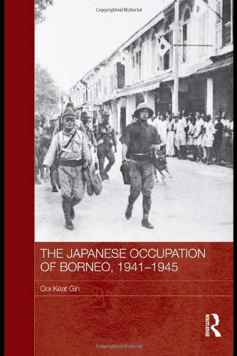 9780415456630: The Japanese Occupation of Borneo, 1941-45