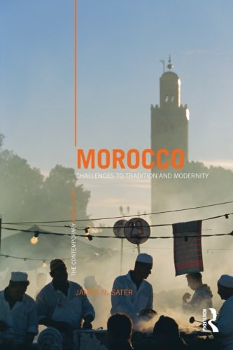 9780415457095: Morocco: Challenges to Tradition and Modernity (The Contemporary Middle East)