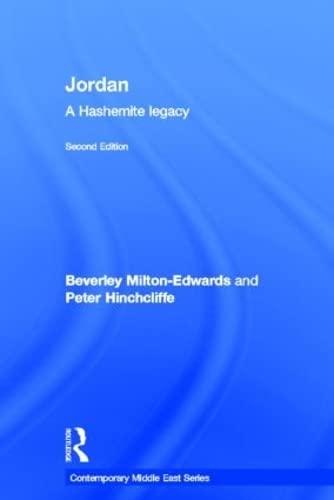 9780415457170: Jordan: A Hashemite Legacy