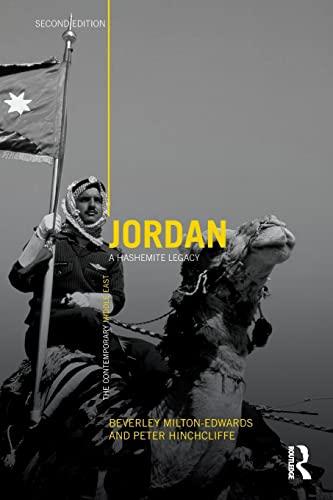 9780415457187: Jordan: A Hashemite Legacy