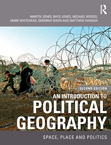 9780415457972: An Introduction to Political Geography: Space, Place and Politics