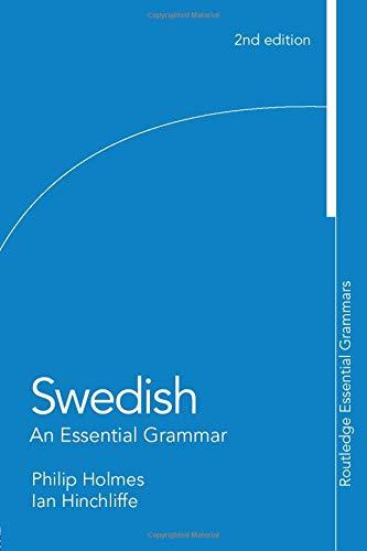 9780415458009: Swedish: An Essential Grammar (Routledge Essential Grammars)