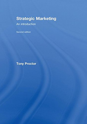 9780415458160: Strategic Marketing: An Introduction