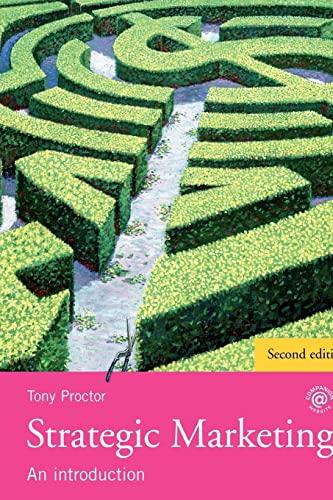 9780415458177: Strategic Marketing: An Introduction