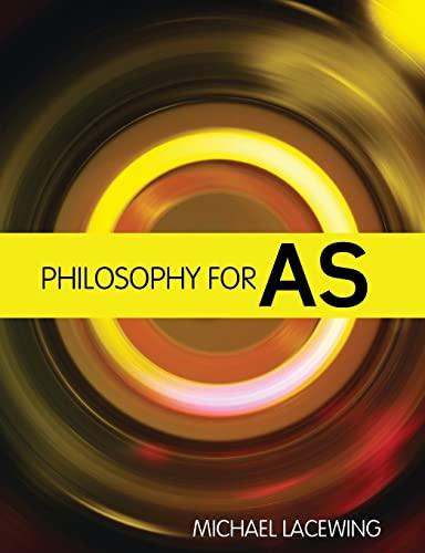 9780415458214: Philosophy for as: 2008 Aqa Syllabus