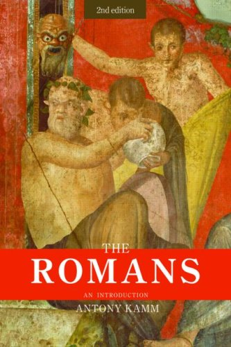 9780415458252: The Romans: An Introduction (Peoples of the Ancient World)