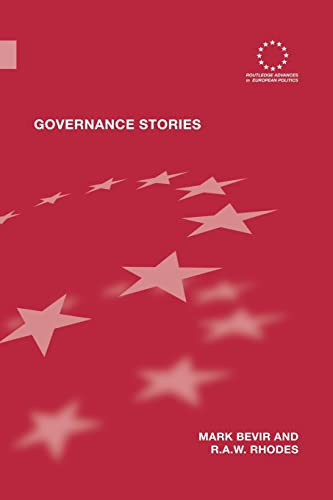 9780415459778: Governance Stories (Routledge Advances in European Politics)