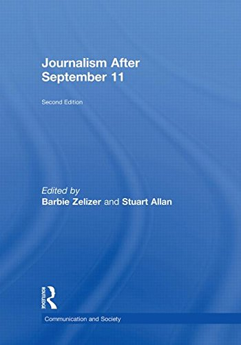 9780415460149: Journalism After September 11 (Communication and Society)