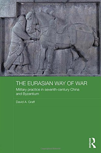 9780415460347: The Eurasian Way of War: Military Practice in Seventh Century China and Byzantium (Asian States and Empires)