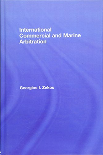 9780415460729: International Commercial and Marine Arbitration (Routledge Research in International Commercial Law)