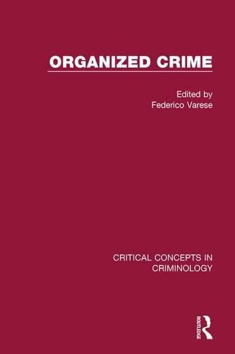 9780415460781: Organized Crime, Vol. 4