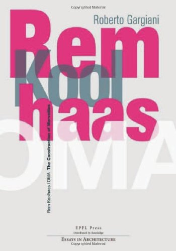 9780415461450: Rem Koolhaas / OMA (Essays in Architecture)