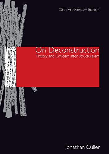 9780415461511: On Deconstruction: Theory and Criticism after Structuralism