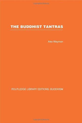 9780415461634: The Buddhist Tantras: Light on Indo-Tibetan Esotericism