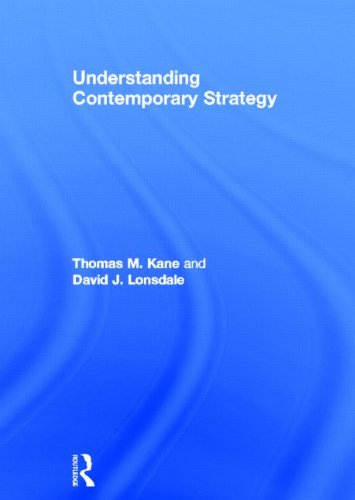 9780415461665: Understanding Contemporary Strategy