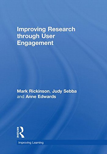 9780415461689: Improving Research through User Engagement (Improving Learning)