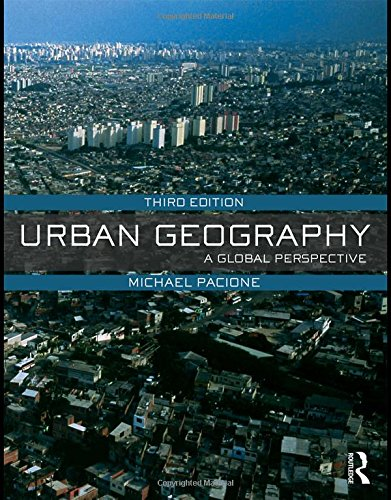 9780415462013: Urban Geography: A Global Perspective