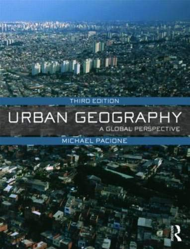9780415462020: Urban Geography