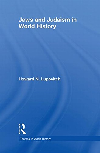 9780415462044: Jews and Judaism in World History (Themes in World History)