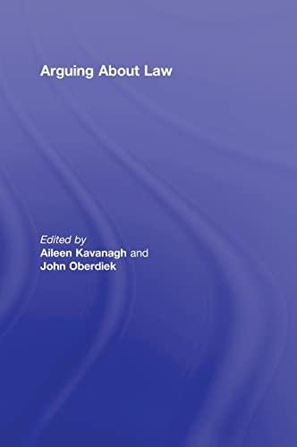 9780415462419: Arguing About Law (Arguing About Philosophy)