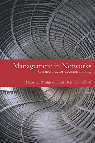 9780415462495: Management in Networks: On multi-actor decision making