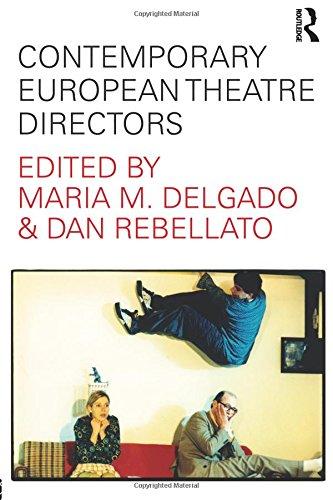 9780415462518: Contemporary European Theatre Directors