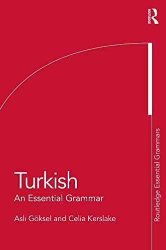 9780415462693: Turkish: An Essential Grammar (Routledge Essential Grammars)