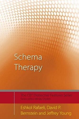 9780415462990: Schema Therapy: Distinctive Features (CBT Distinctive Features)