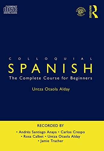 9780415463065: Colloquial Spanish (Colloquial Series (CD))