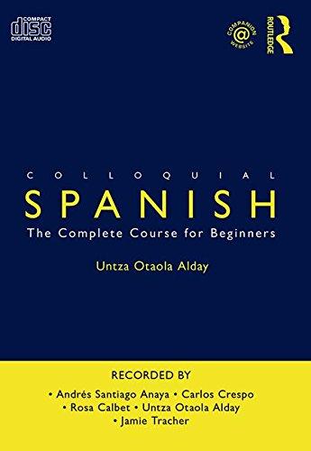 9780415463065: Colloquial Spanish (Colloquial Series (CD))